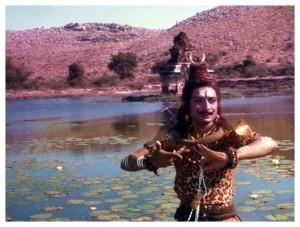 Vedantam Ramu as Lord Shiva