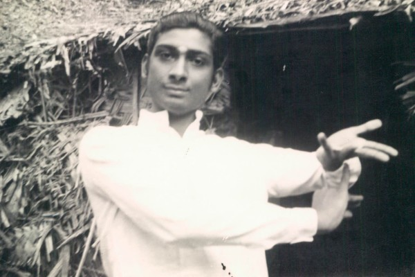 Vedantam Ramu - in his youth days